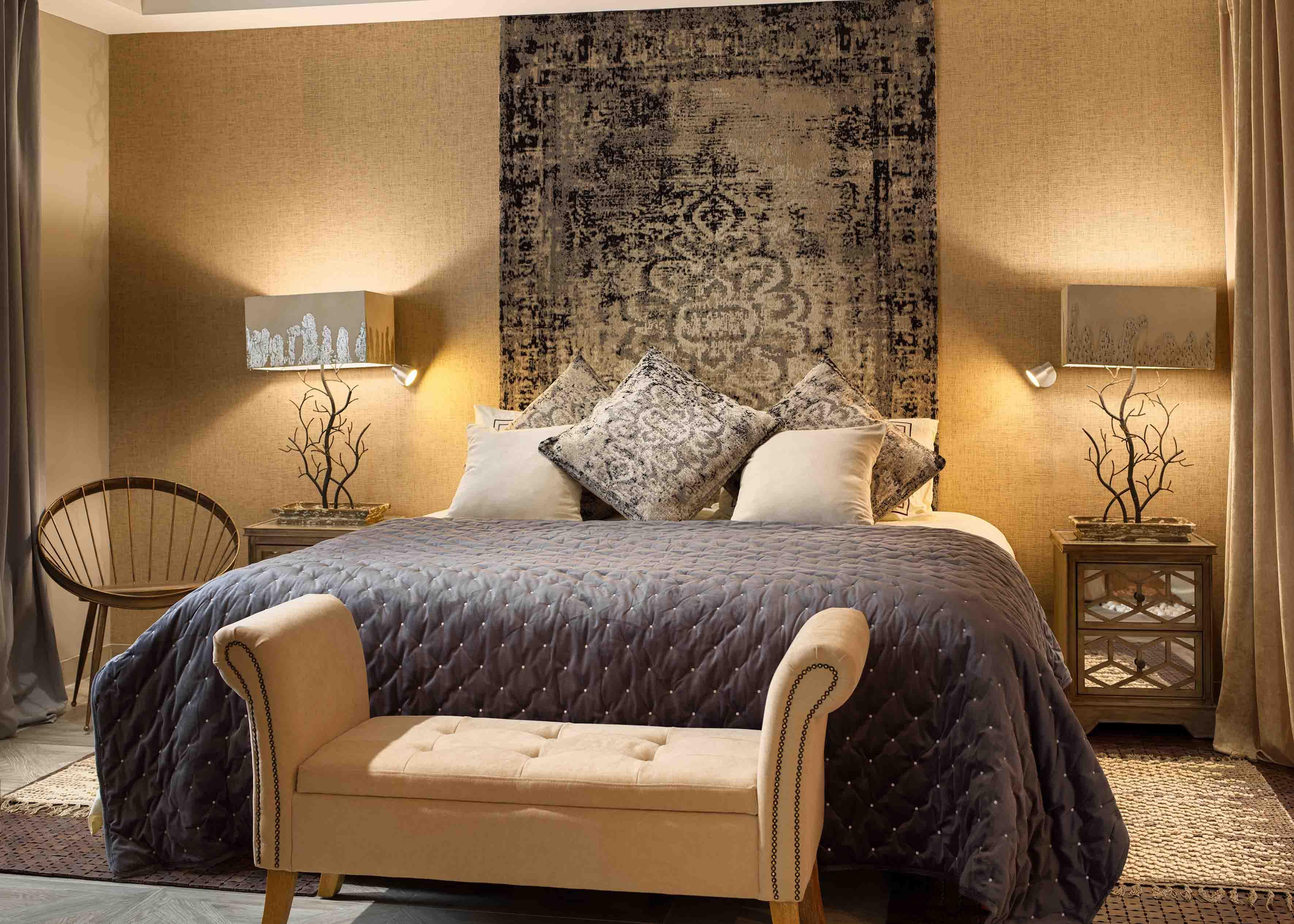 River Villas Bed