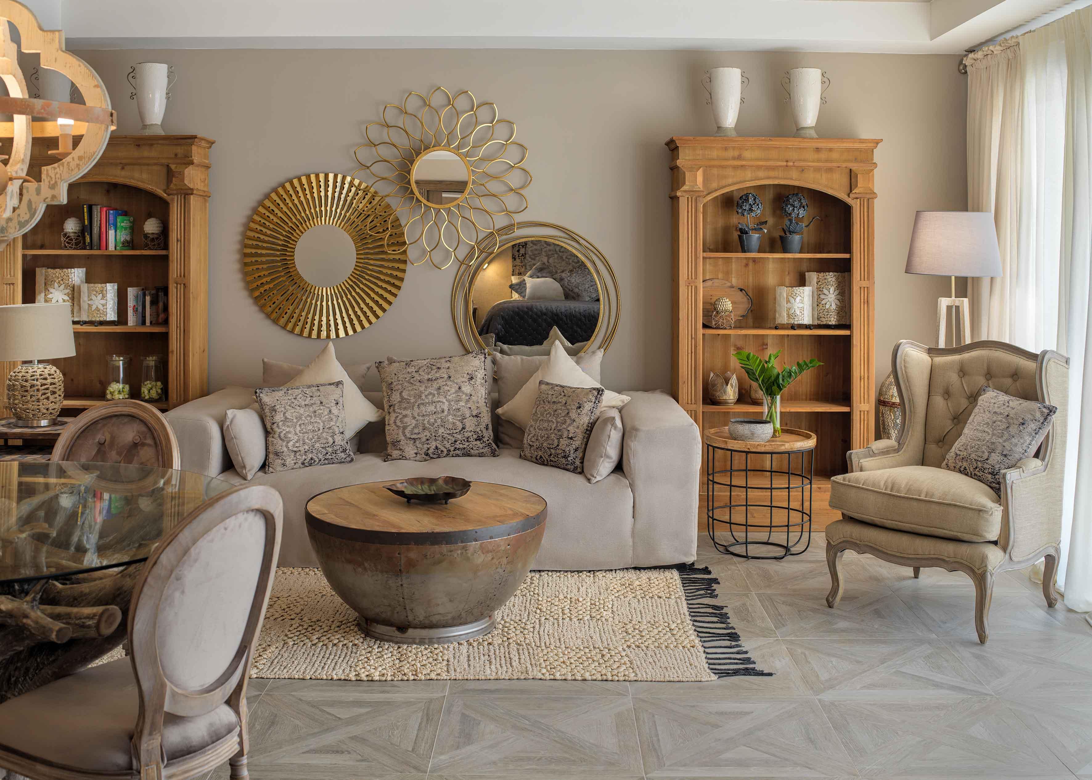 River Villas Living room