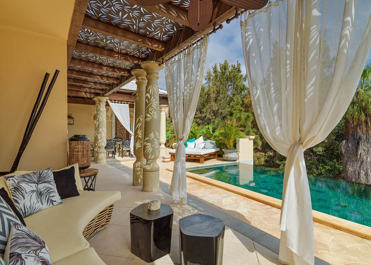 Paradise Villa Terrace