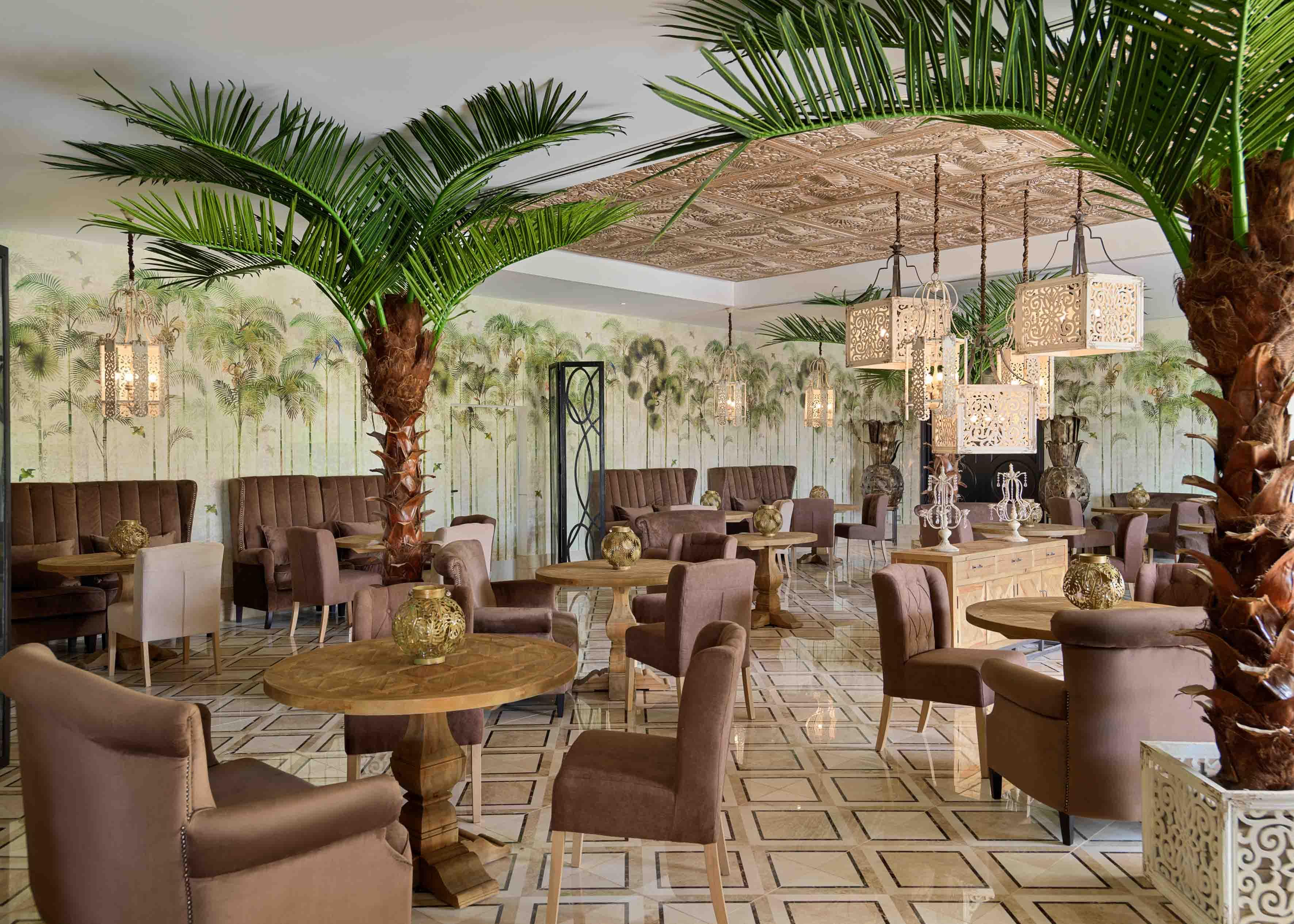 Restaurante Pineapple
