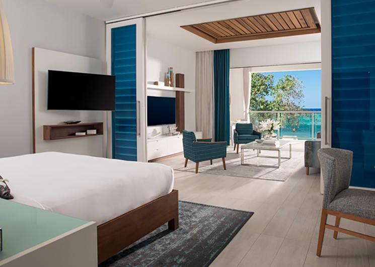 Sandals Montego Bay Beachfront Millionaire One Bedroom Butler Suite