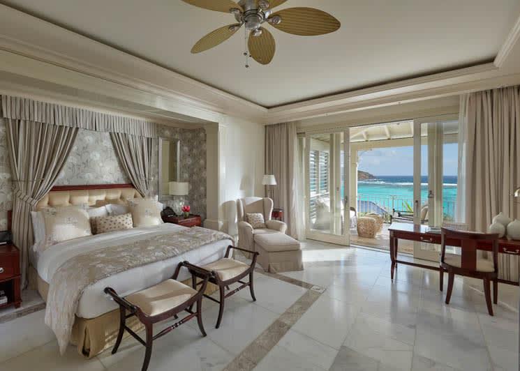 Mandarin Oriental Canouan Lagoon Villa