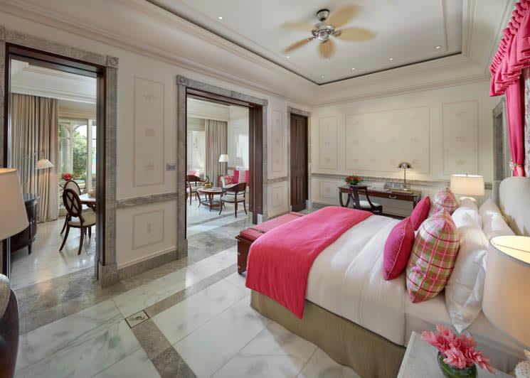 Mandarin Oriental Canouan One Bedroom Beachfront Suite