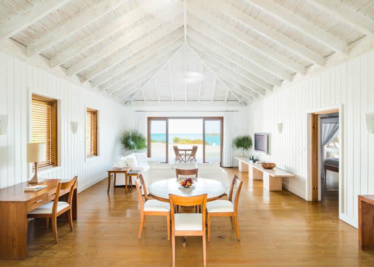 COMO Parrot Cay Family Beach House
