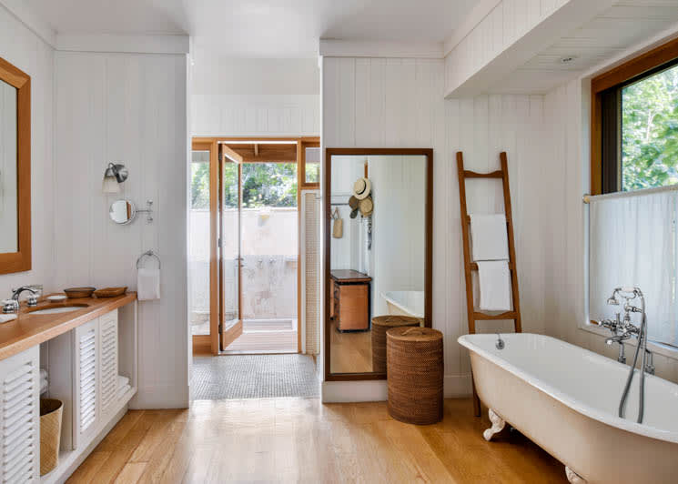 COMO Parrot Cay Lucky House Master Bathroom