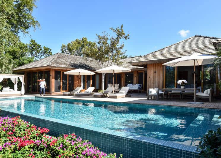 COMO Parrot Cay Lucky House Pool