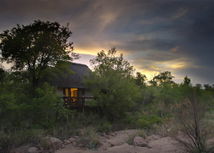 Sabi Sabi Little Bush Camp Suite Exterior