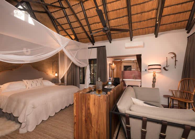 Sabi Sabi Selati Camp Luxury Suite