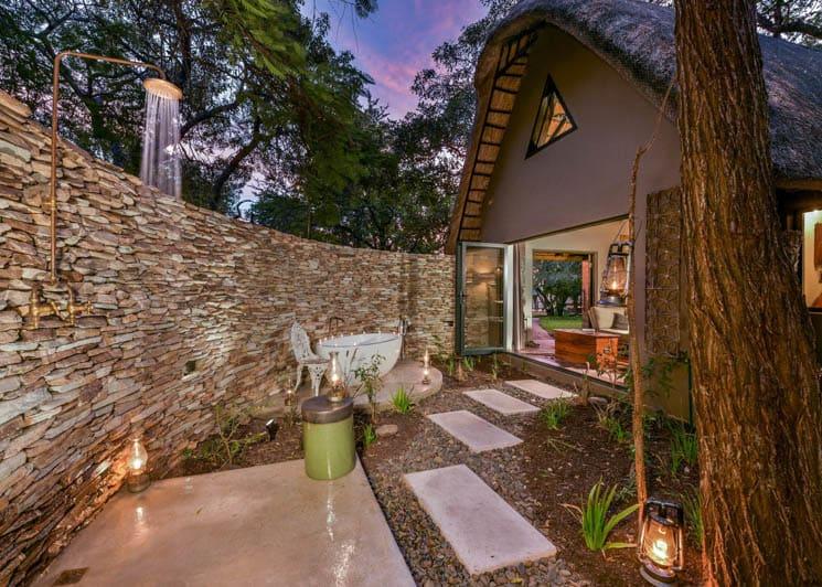 Sabi Sabi Selati Camp Luxury Suite Exterior