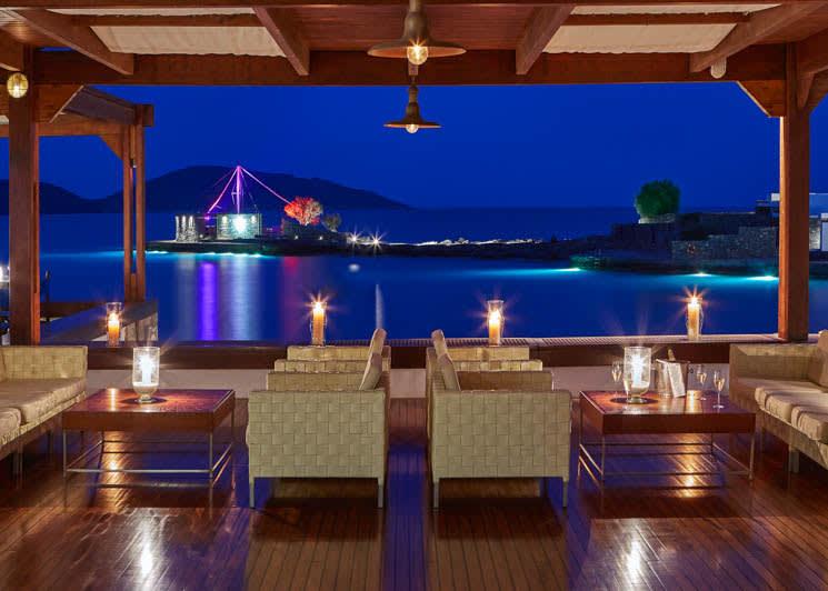 Elounda Beach Hotel Argoanau Restaurant