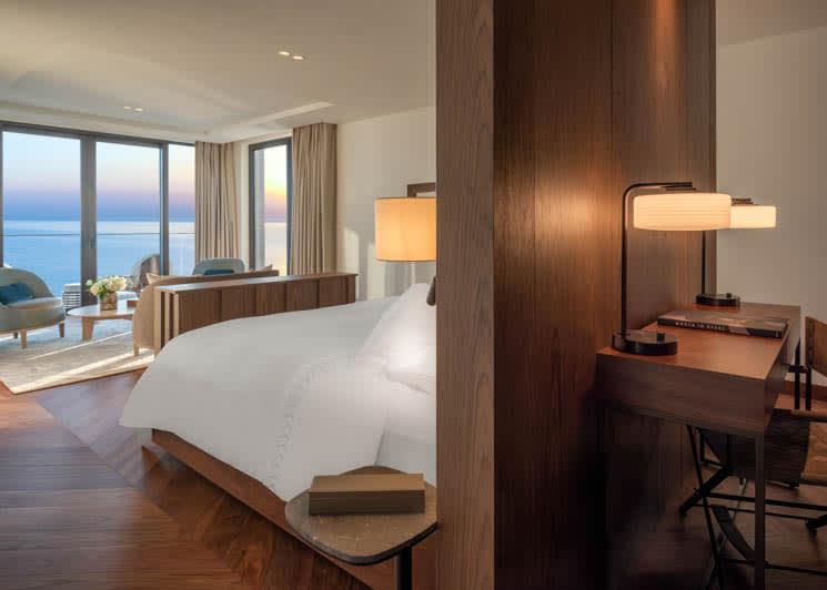 Amara Limassol The Amara Suite   Bedroom 1