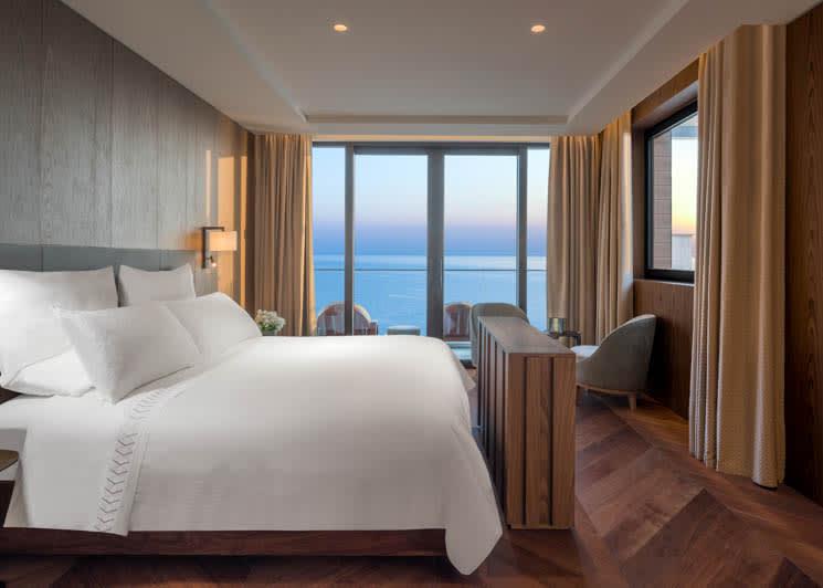 Amara Limassol The Amara Suite Bedroom 2