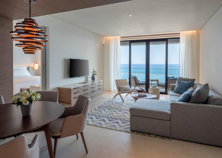 Amara Limassol One Bedroom Deluxe Suite