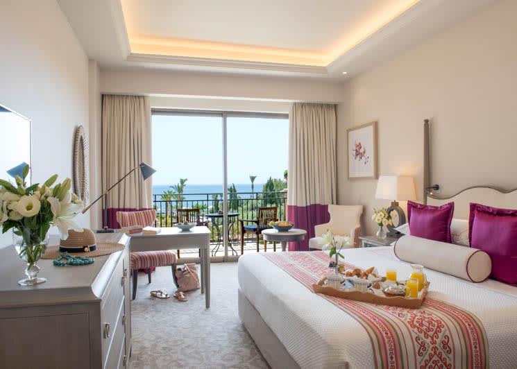 Elysium Paphos Deluxe Bedroom