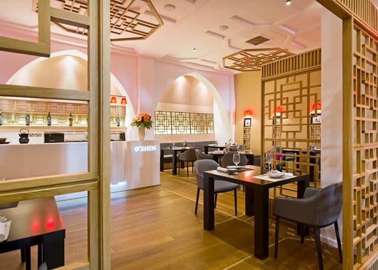 Elysium Paphos Oshin Restaurant