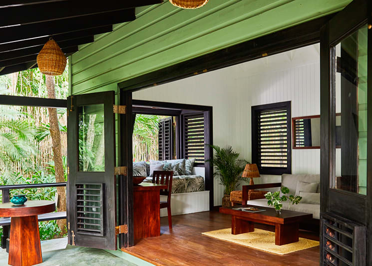 One Bedroom Lagoon Hut
