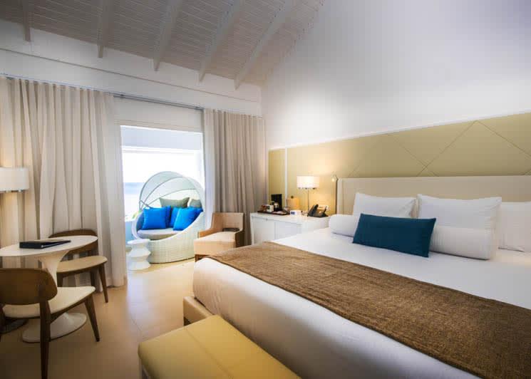 Azul Beach Resort Negril Ocean View Deluxe Bed