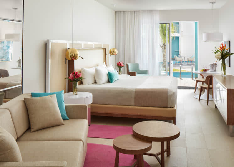 Azul Beach Resort Negril Premium Ocean View Swim Up Suite
