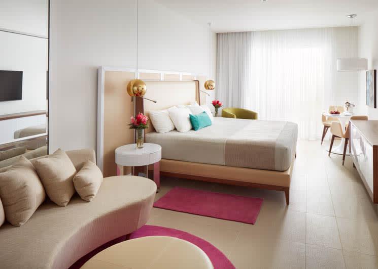 Azul Beach Resort Negril Premium Couples Bedroom