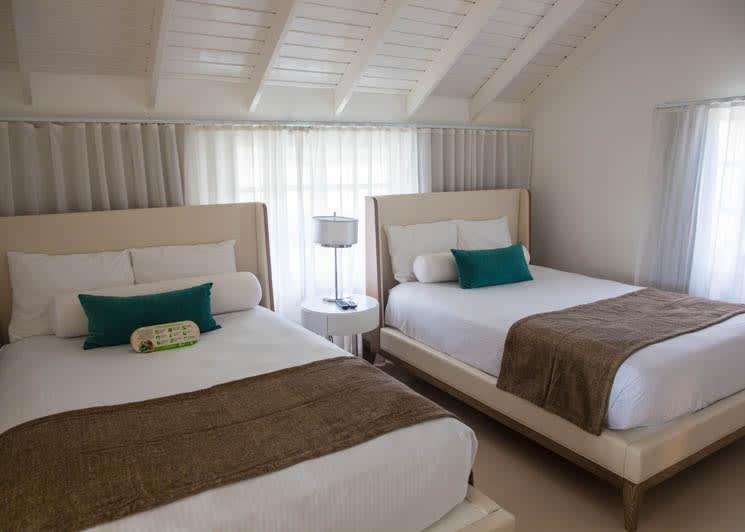 Azul Beach Resort Negril Ocean View Family Loft Beds