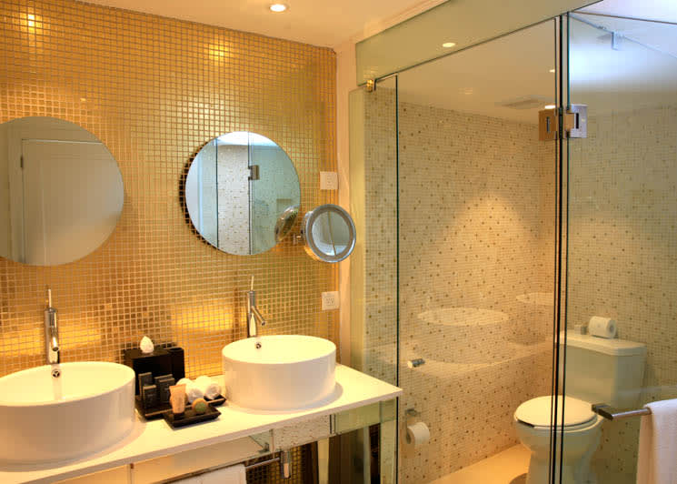 Azul Beach Resort Negril Bathroom Ocean View Deluxe Swim Up