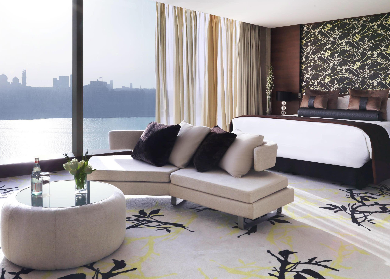 Fairmont Gold Superior View Room