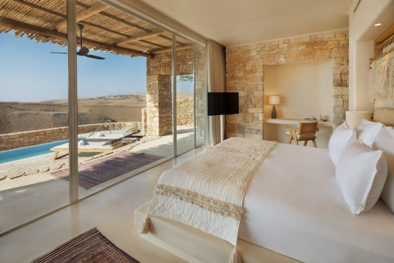 Panorama Pool Villa bedroom