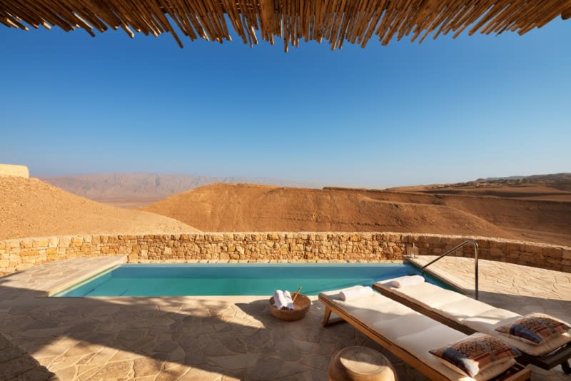 Panorama Pool Villa swimming pool