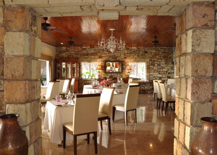 Inn At English Harbour Terrace Restaurant