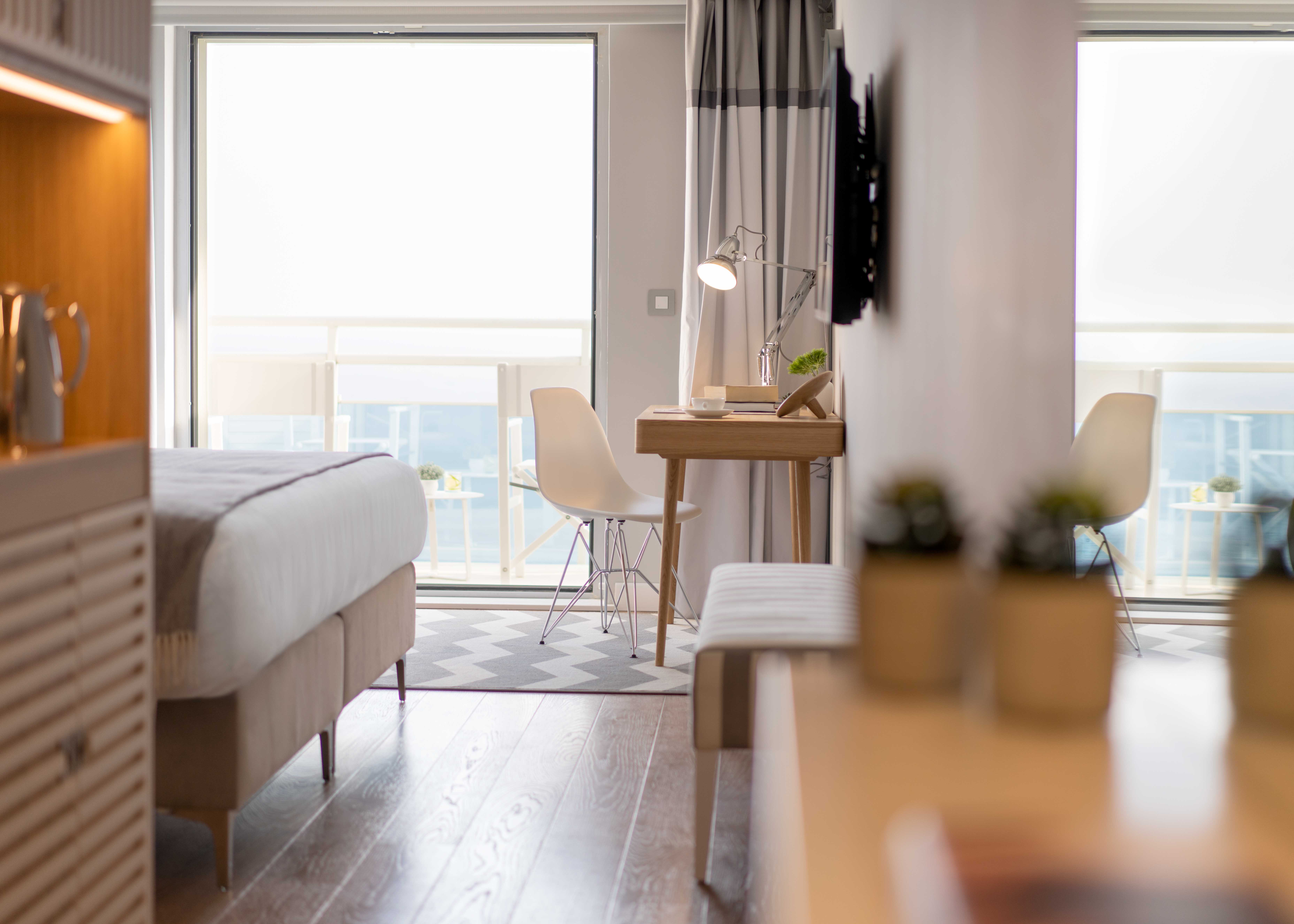 Superior Room Sea View and Balcony