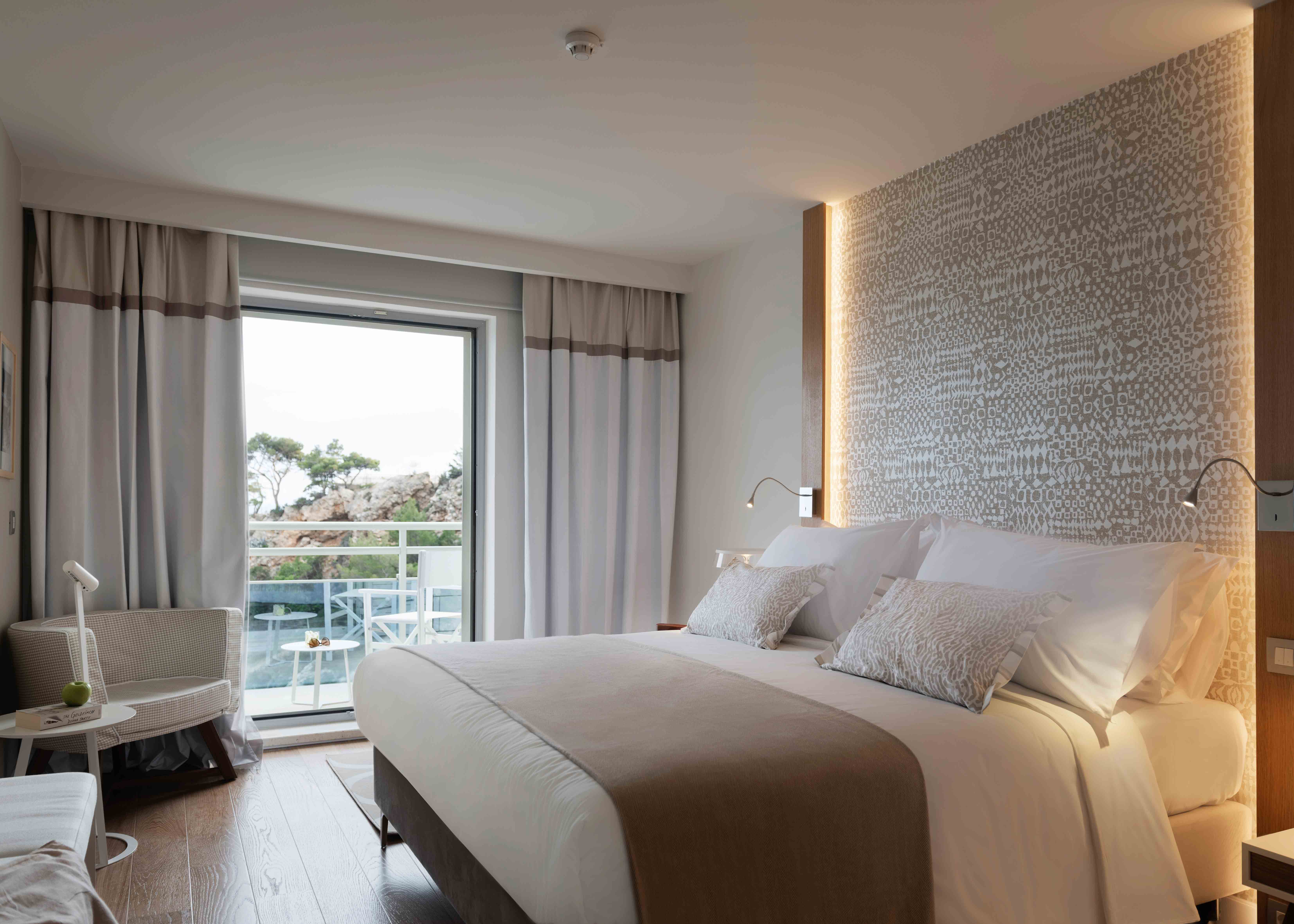 Executive Suite Sea View Balcony