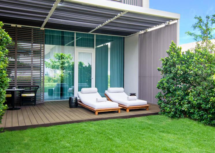 The Oberoi Al Zorah Premier Room With Private Garden