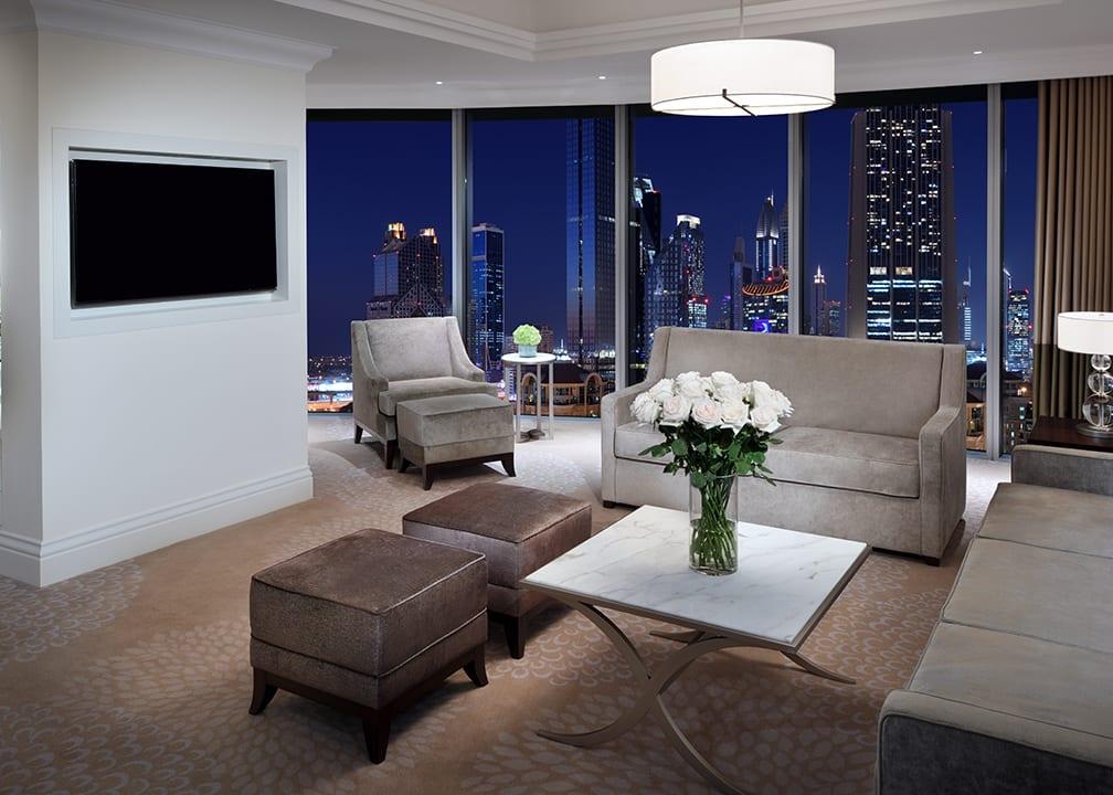 Executive Downtown Suite