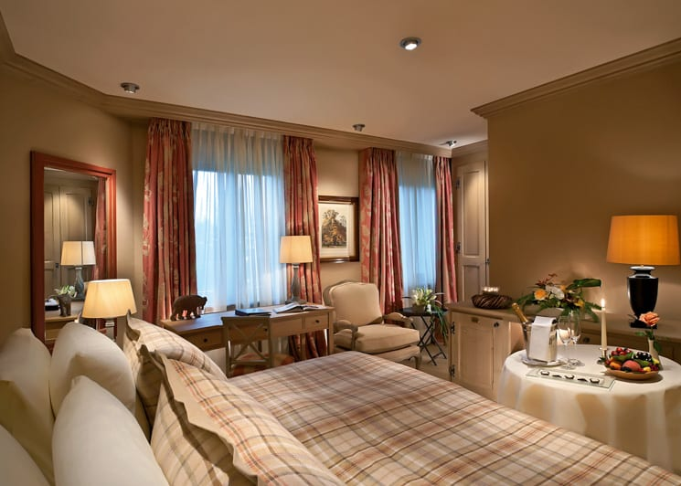 Gstaad Palace Classic Room