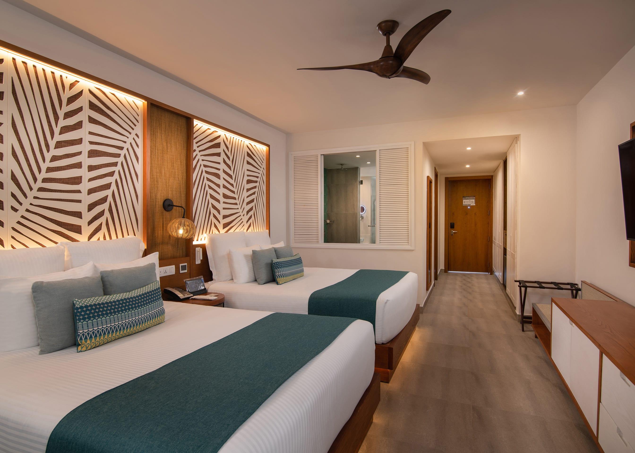 Junior Suite Tropical View Double
