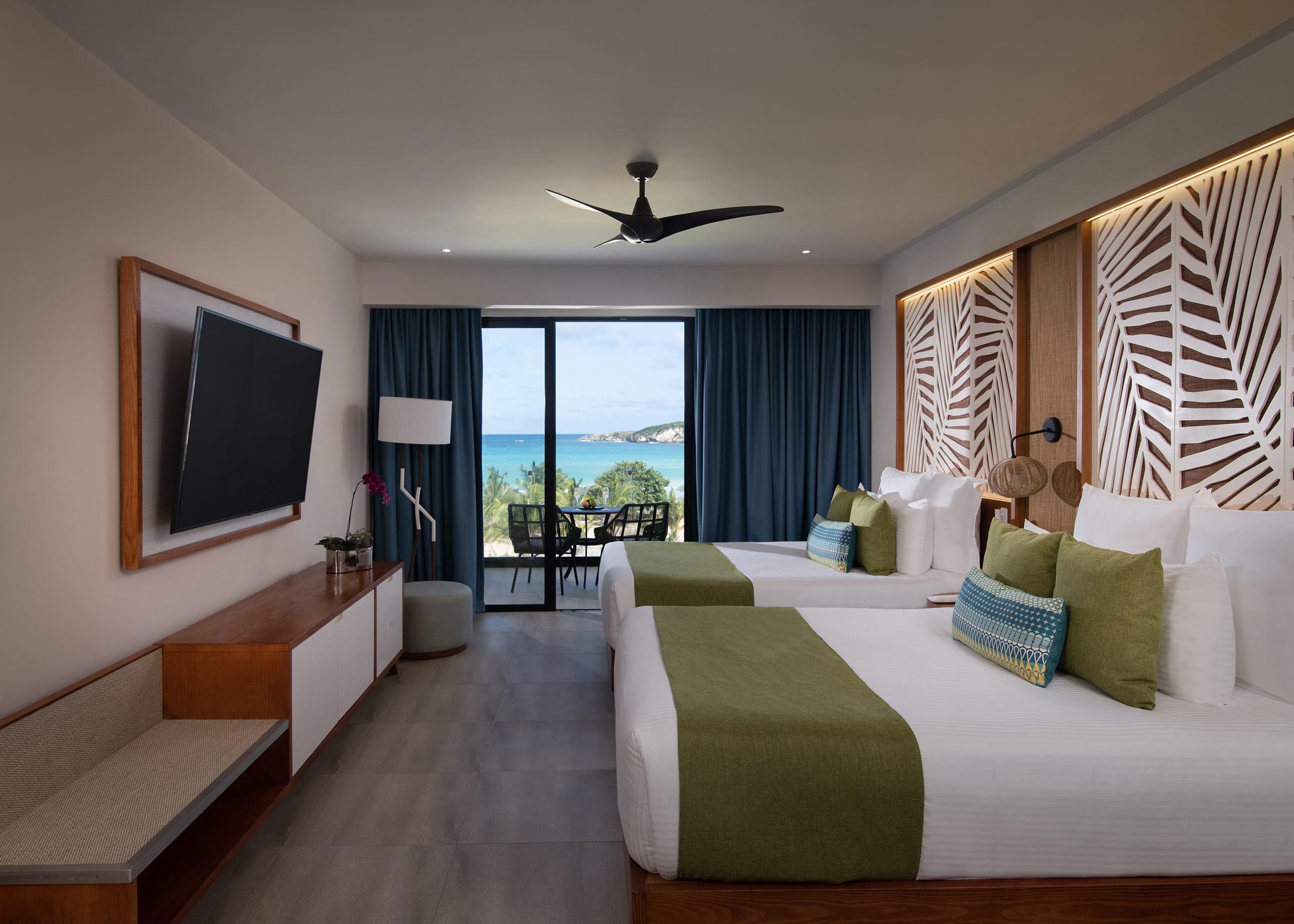 Prefered Club Junior Suite Ocean View Double