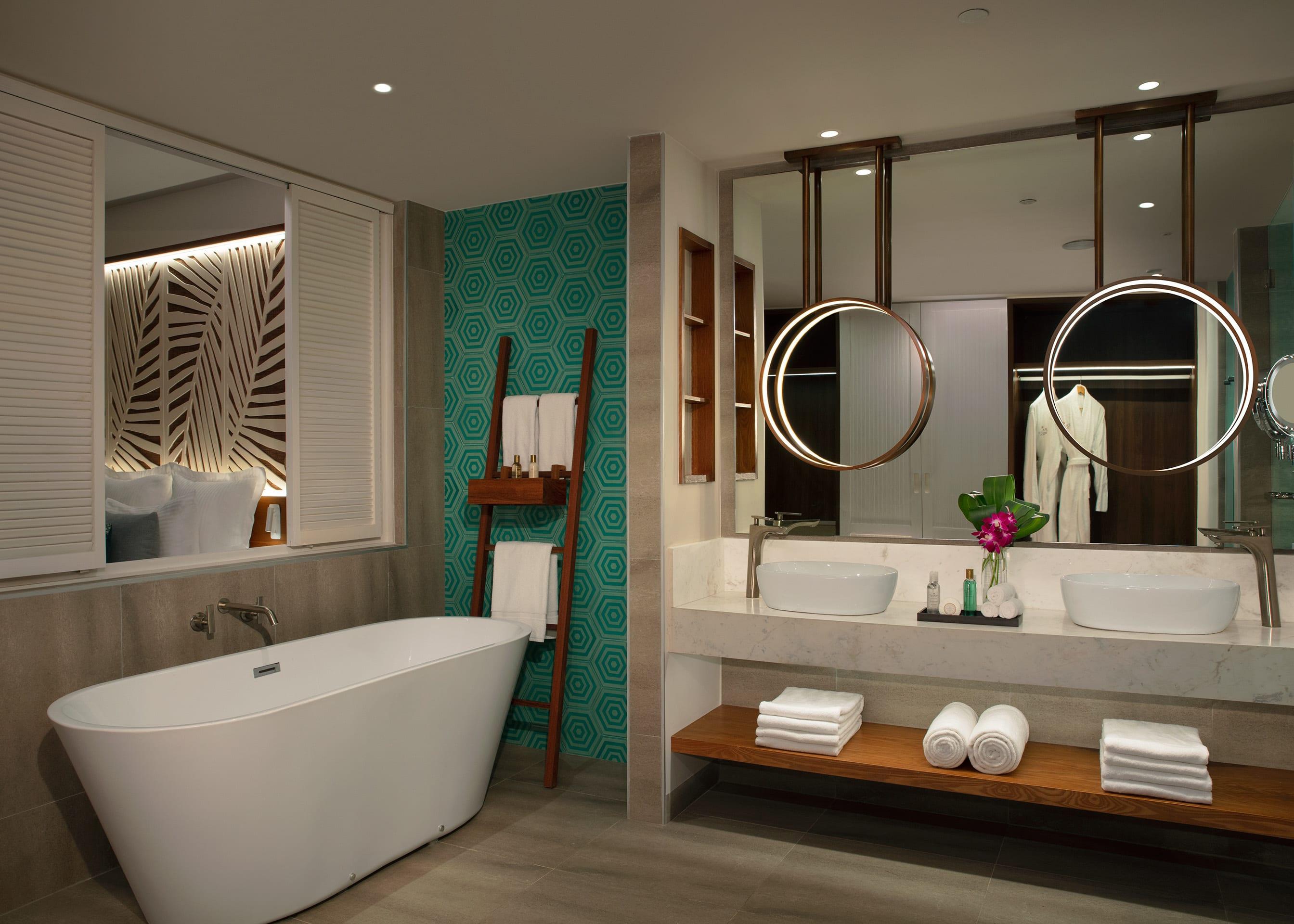 Preferred Club Master Suite Bathroom