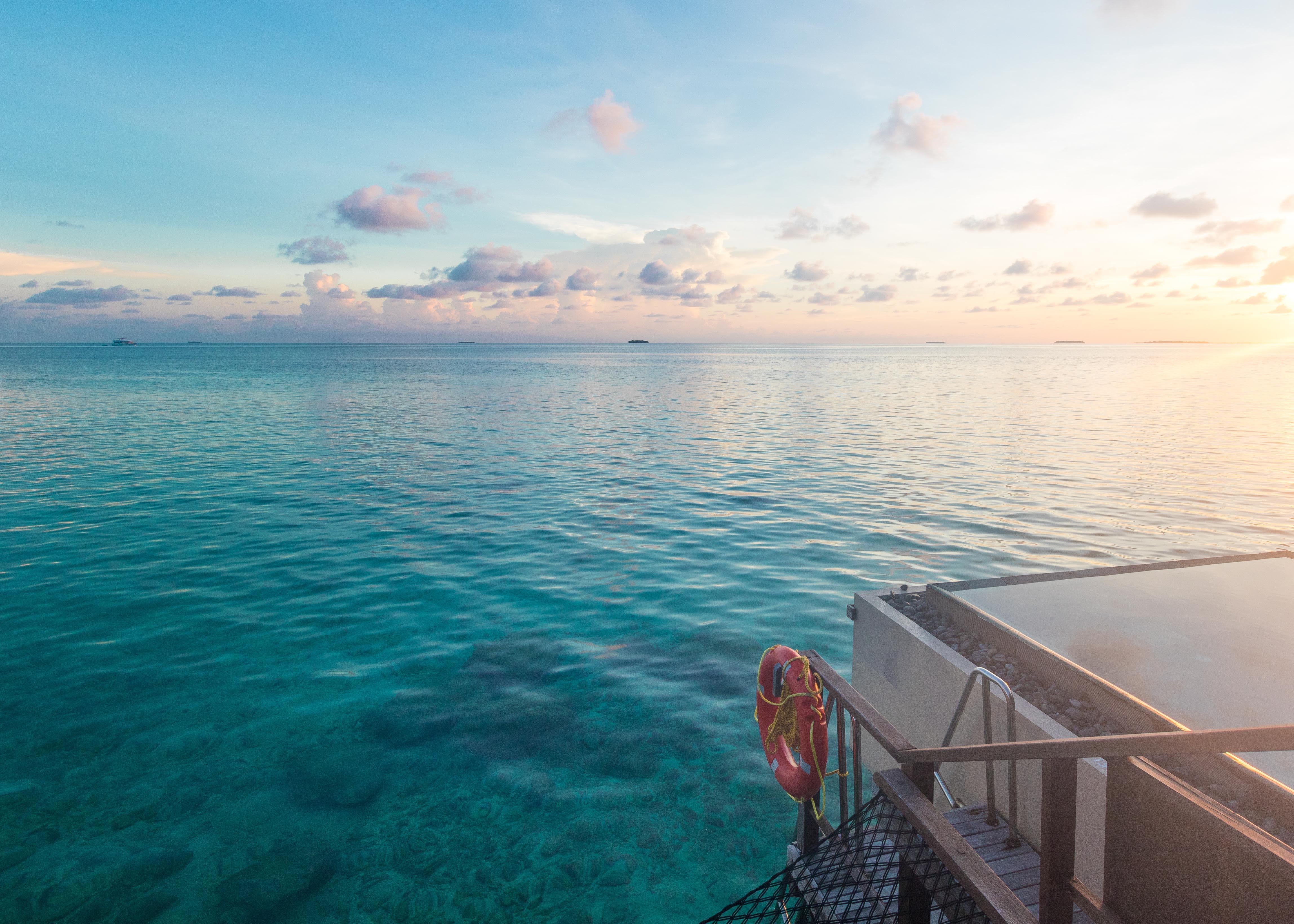 Sunset Lagoon Suite Pool