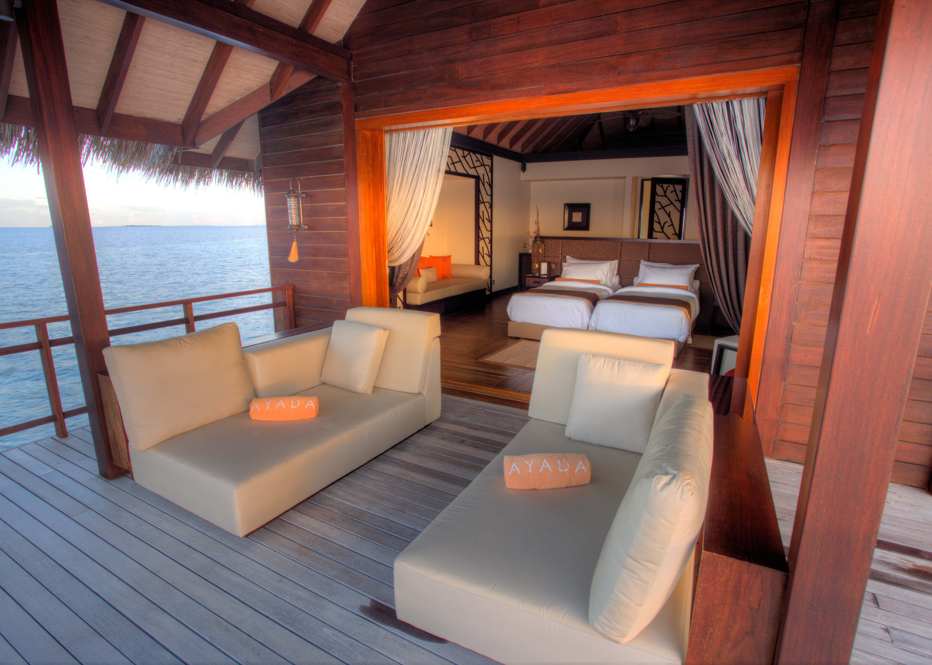 Royal Ocean Suite with Pool (Two Bedroom)