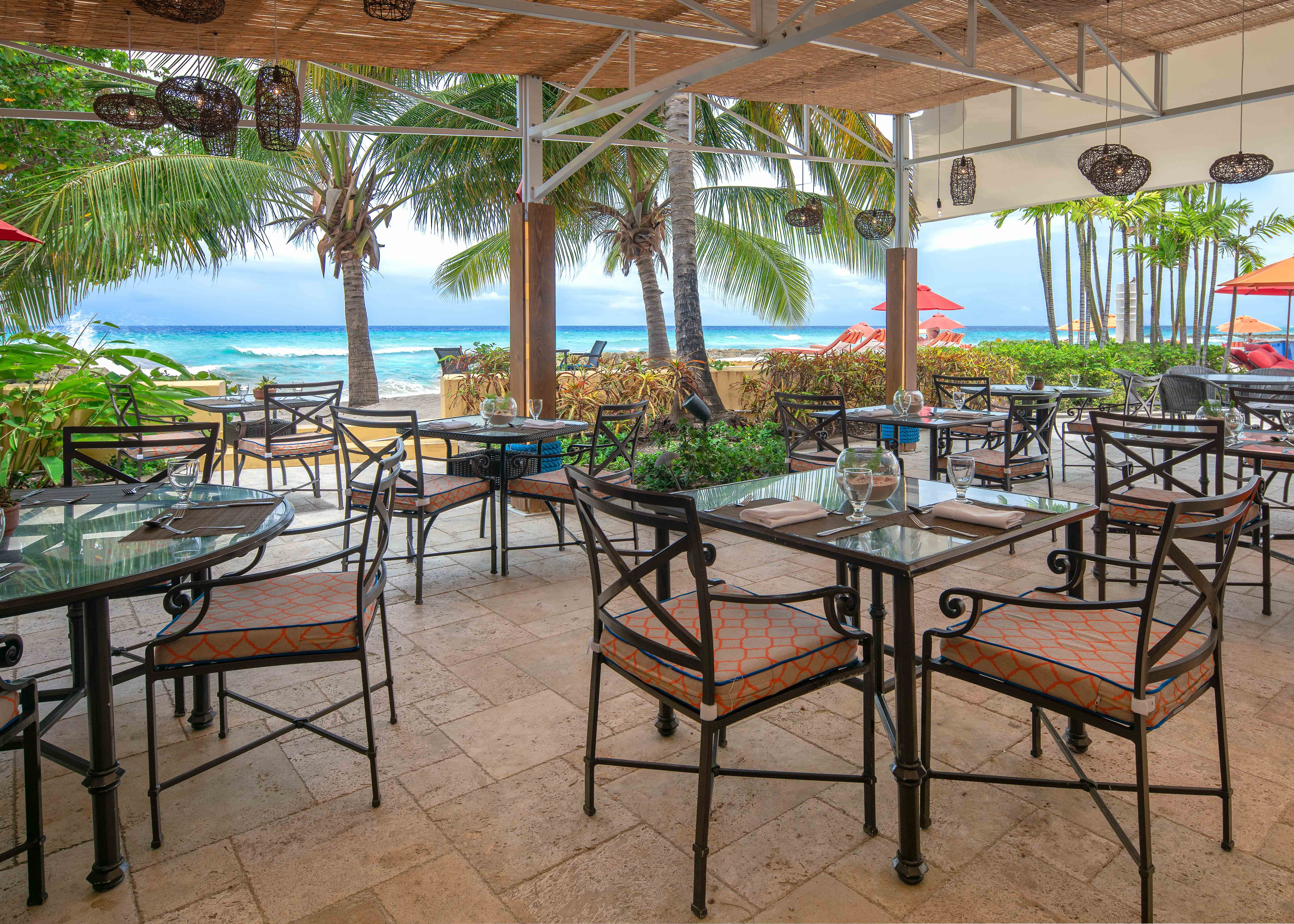 BlueFin Beachfront Grill