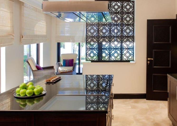 Jumeirah zabeel saray beach residences private kitchen