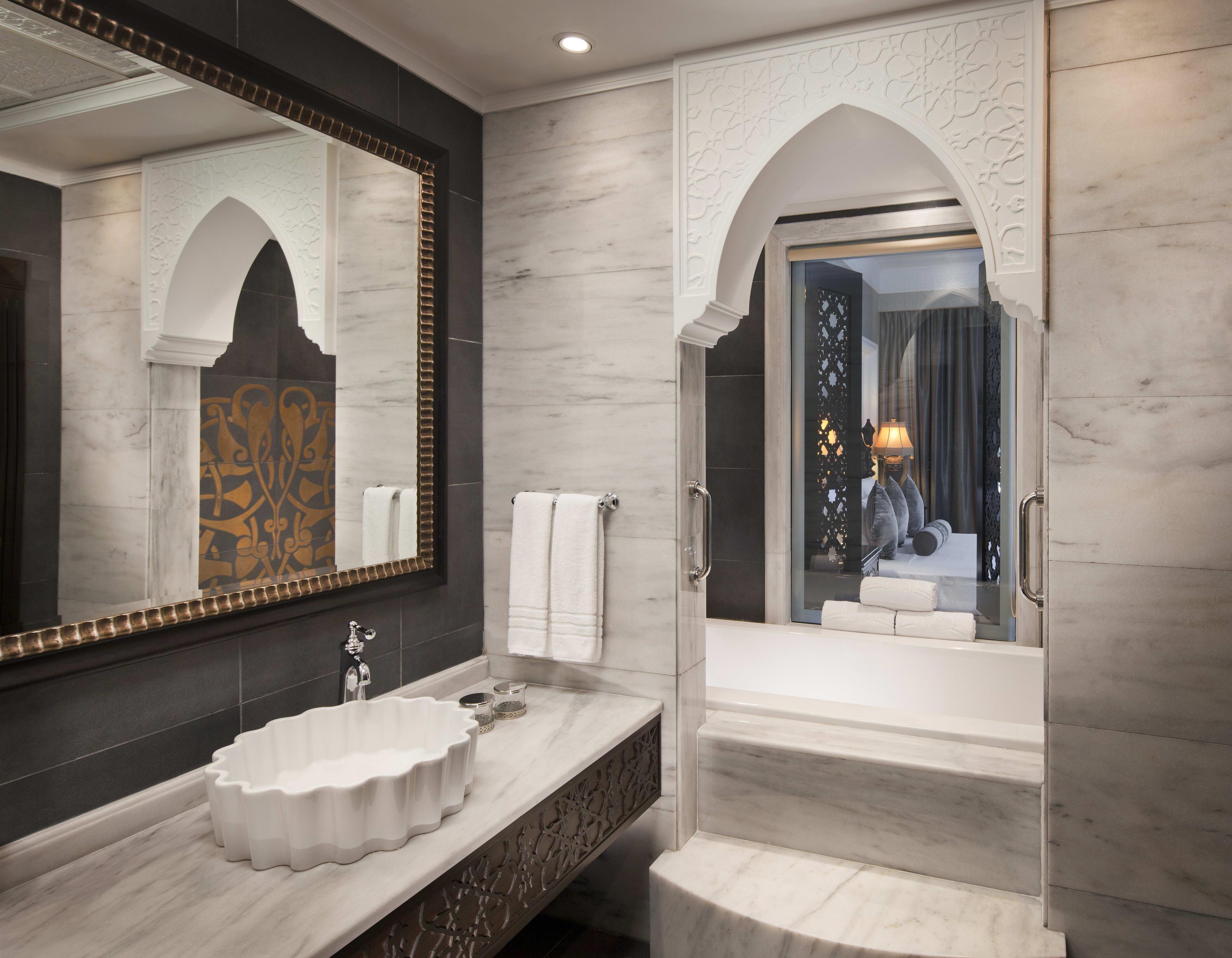 Jumeirah Zabeel Saray   Lagoon Royal Residences Bathroom