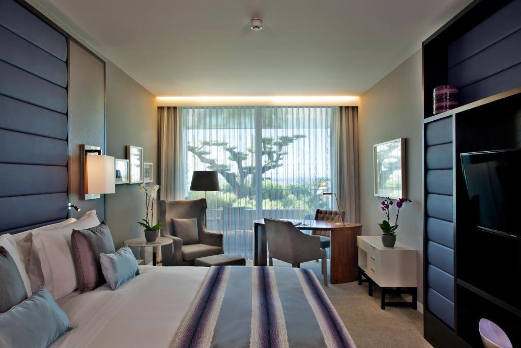 Intercontinental Deluxe Room1