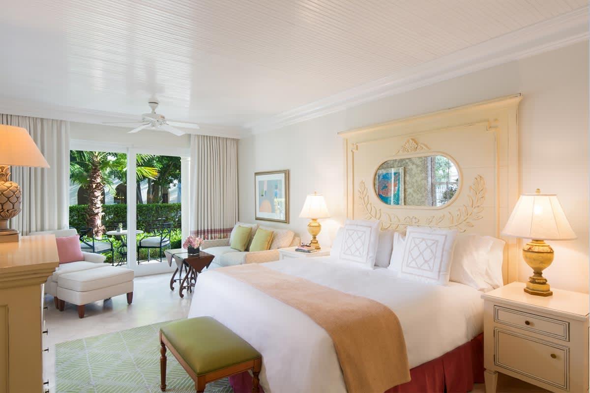 Three bedroom double bed