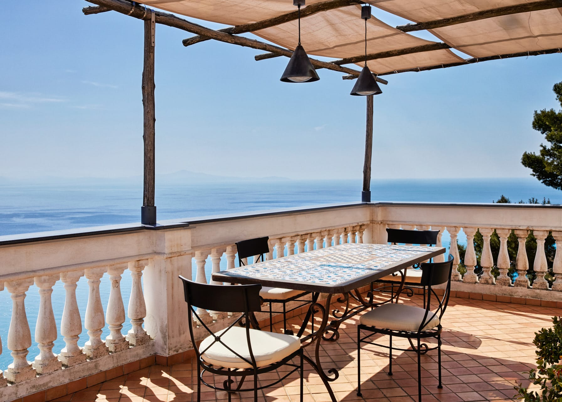 Infinito Suite Terrace