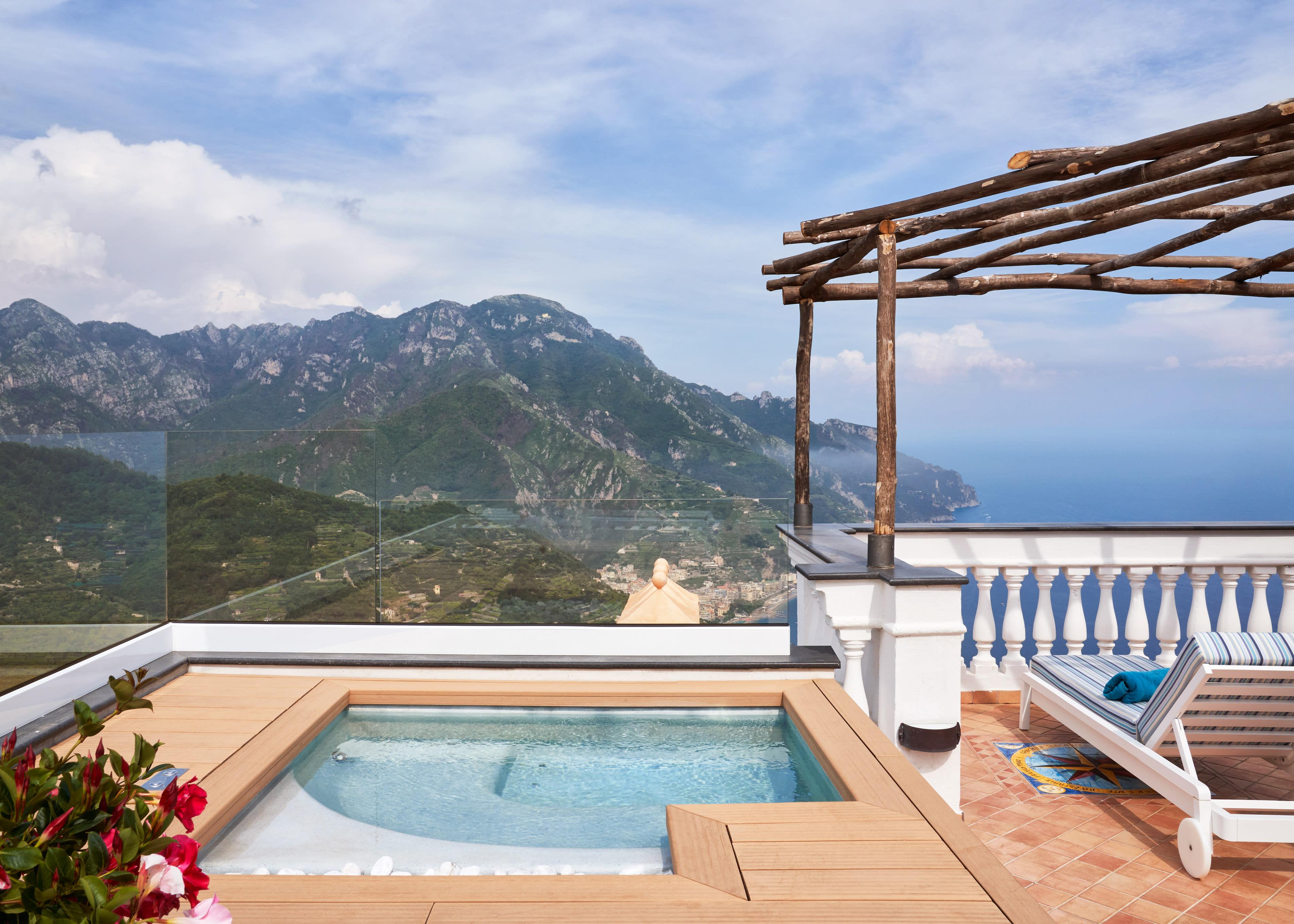 Infinito Room Terrace