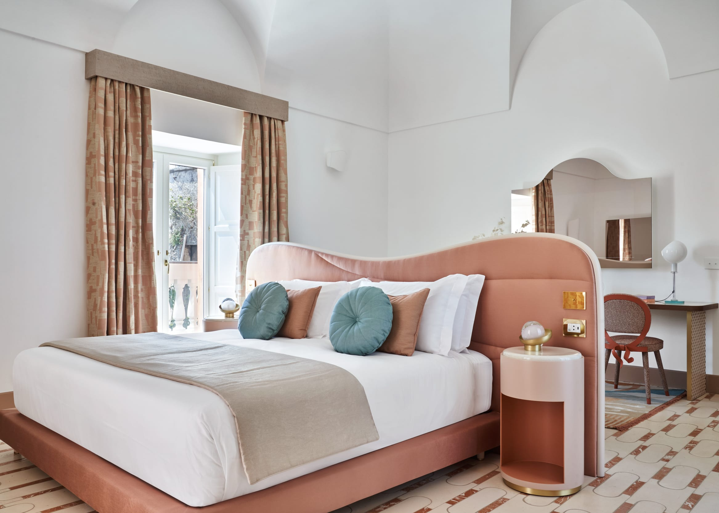Coral Deluxe Suite with Terrace and Sea view