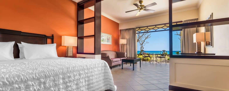 Family Beachfront Room