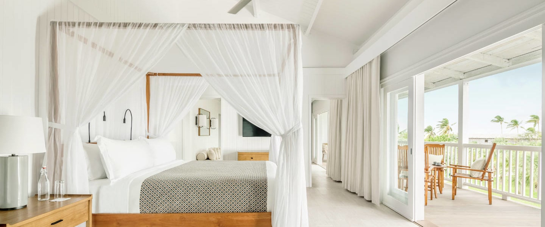 COMO Suite Bedroom