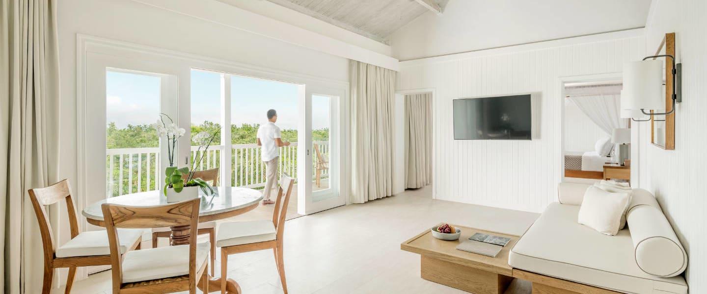 COMO Suite Room Service